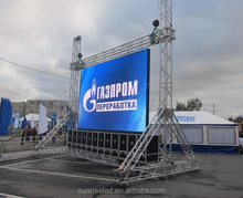 High quality full color P3.91 P4.81 high resolution indoor/outdoor rental led display screen with waterproof IP65