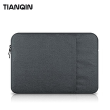 "Alibaba Good Quality 15"" Laptop Nylon Notebook Cover Soft Waterproof Sleeve Bag Case"
