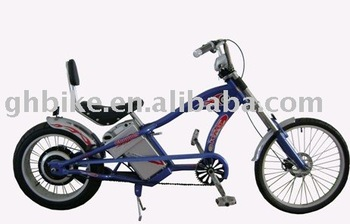 "24""CHOPPER BICYCLE"