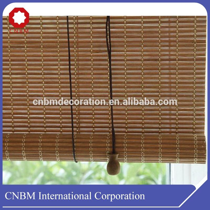 New design bamboo mat blinds with high quality