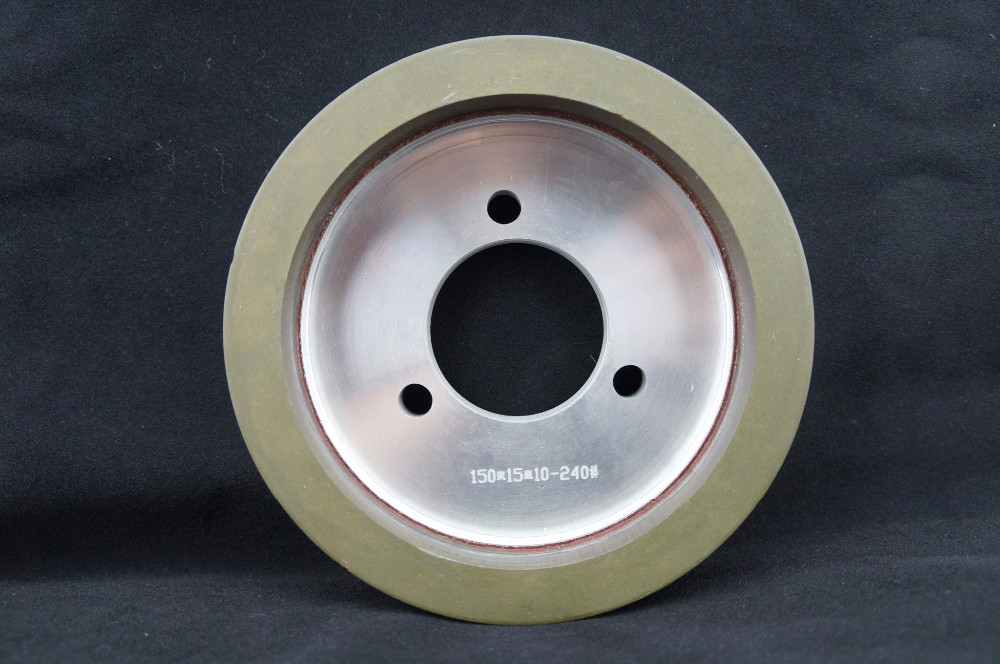 hnhongxiang resin bond glass polish diamond grinding wheels