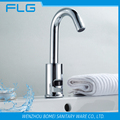 FLG8203 saving energy automatic sensor faucet, bathroom design sensor faucet