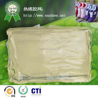Chinese imports wholesale toe lasting of various shoes clear hot melt adhesive glue