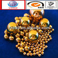 High quality 2mm 2.381mm 3.175mm 4.763mm 6.35mm H62 H65 brass copper ball with ROHS