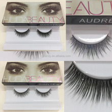 High Quality 12 Pairs/box 3D Thick Long Eyelashes Natural False Eyelashes Makeup