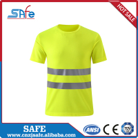 Traffic Custom Long Sleeve Reflective T shirt for Work