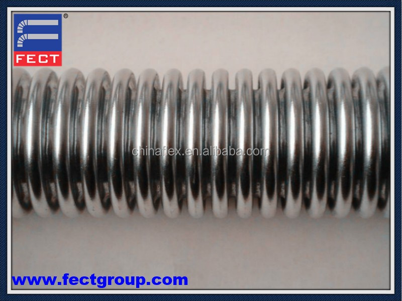 flexible metal gas hose/stainless steel corrugated hose for gas
