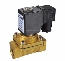 PU series 2Way Solenoid valve with Large Orifice