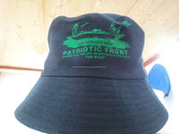 cheap zambia bucket hat custom printing cap