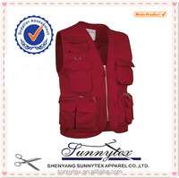 Made in China Clothes Cheap Wholesale Tactical Sexy Vest for Men