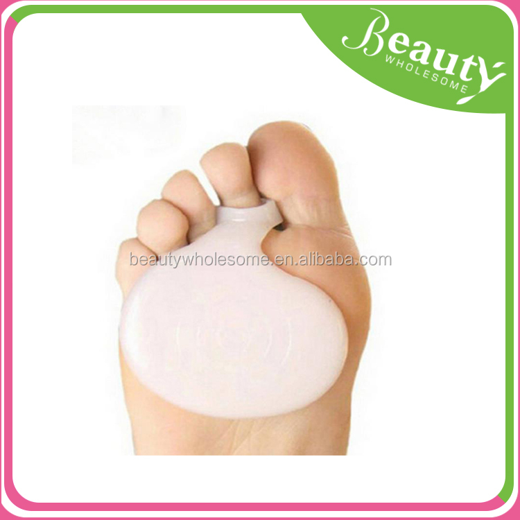 AD068 Medical Silicone Toe Pads Gel Forefoot Pad Feet Care