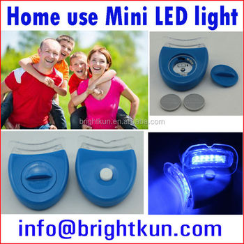 5pc Blue Light Mini Led Teeth Whitening Light,wholesale price lamp