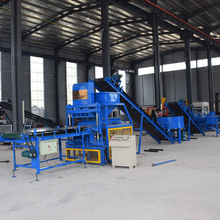 hot selling zx 1-15 clay brick making machine press mesin