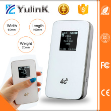 150Mbps pocket wigi 150mbps 3g 4g wireless n cable router With Stable Function