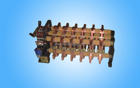 Reverser for locomotive