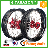 Motorcycle Spoke Wheel for Honda supermoto