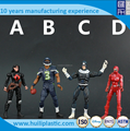 custom made pvc figure toy, making pvc action figure toy, collected small plastic toy figures
