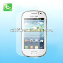 2013 Newest screen protector for samsung galaxy fame S6810