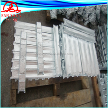 Aluminum /zinc ingot production line for sale manufacturer