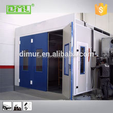 2016 Industrial paint equipment matte blue car paint,spray paint booth