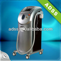 High-end ADSS 808nm diode laser hair removal machine at economic price