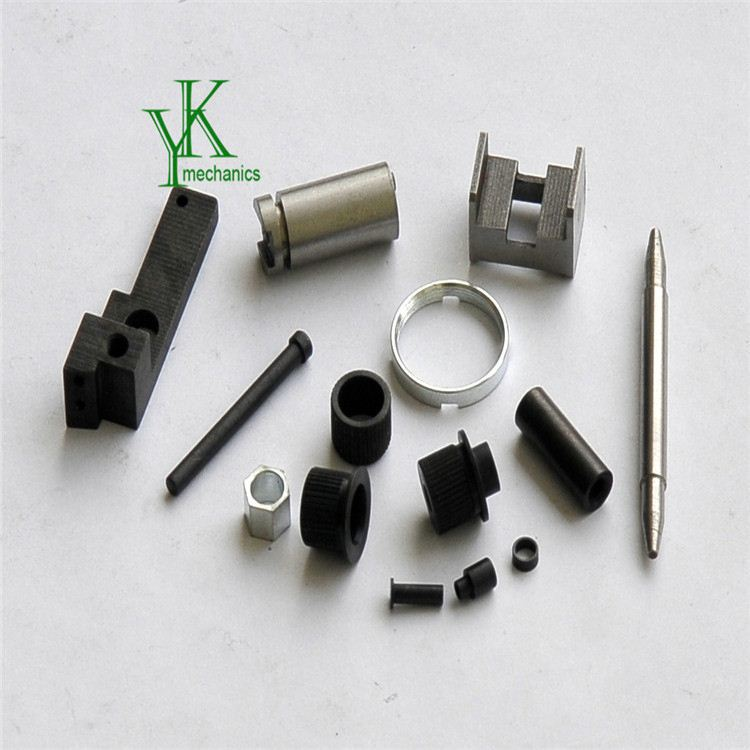 precision turned parts complex cnc machining made of 303 stainless steel