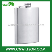 8oz stainless steel wine flask