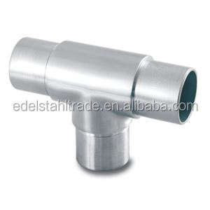stainless steel square tube connector 90 degree