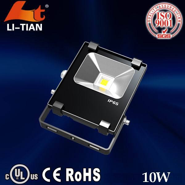 high power CREE modular 10w color changing rgb led flood light with romotw control
