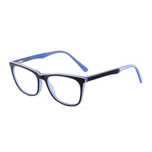 advertising two tones reading glass korean optical frames