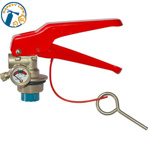China factory supply co2 fire extinguisher valve 74g