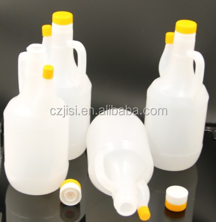 Wholesale 800ml Plastic Soy Sauce Bottle with Cap