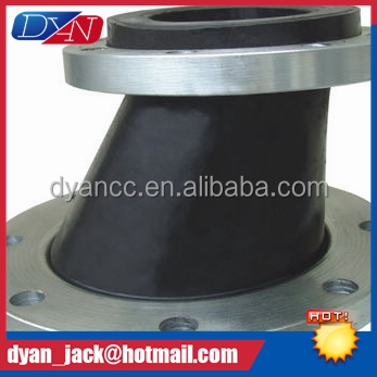 DN50-DN2000 Eccentric reducer rubber joint pipe for Construction engineering