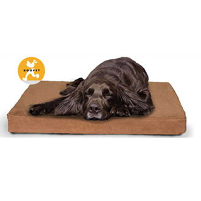 Deluxe Orthopedic Pet Bed Mattress for Dogs and Cats Mat OEM available Customizeable