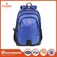 Cheap Fashion vintage Nylon School bag Laptop Backpack