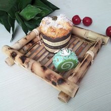 mini dim sum bamboo steamer basket