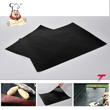 High-Tech Enterprises OEM Available Teflon Silicon BBq Grill Mat
