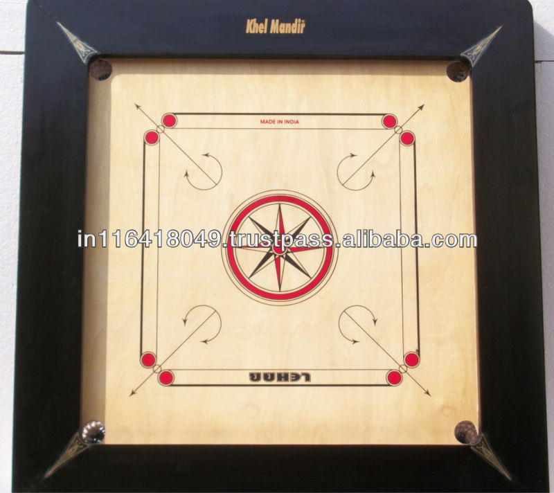 High Quality Carrom Board