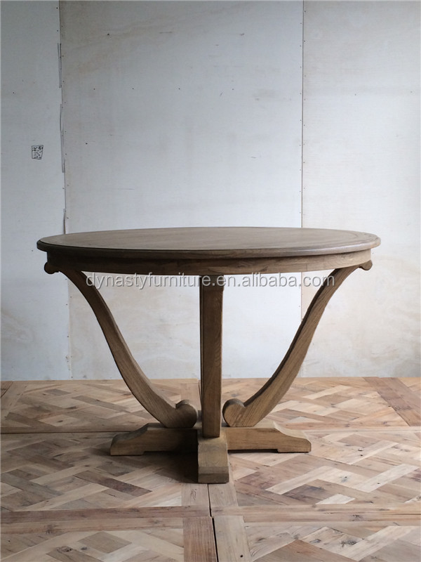 Professional second hand dining table and chairs
