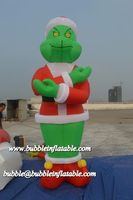 custom inflatable character balloon/inflatable standing toy