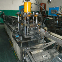 Drawer Slide Roll Forming Machine 45mm