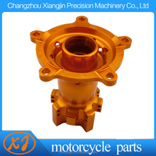 Billet Aluminum Alloy cnc aluminum motorcycle hub for ktm with great price