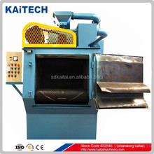 Q32 series tumble belt shot blasting machine for rust removal