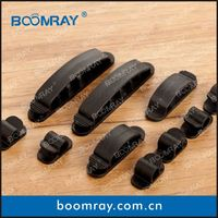 2014 Hottest Salling High Quality PP Cable Clip Rubber Wire Holder johor bahru plastic products manufacturer