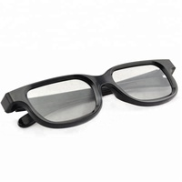 Cheap 3D Glasses Wholesale For TVs Cinema Passive Real D Polarized 3D Glasses