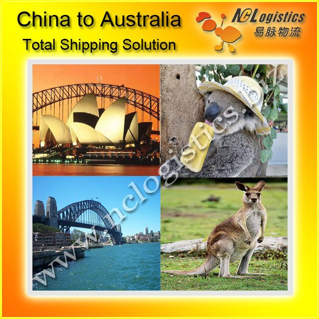 dropship service from Foshan to Fremantle Australia