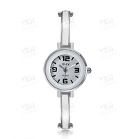 Anology design thin band watch, custom made watch