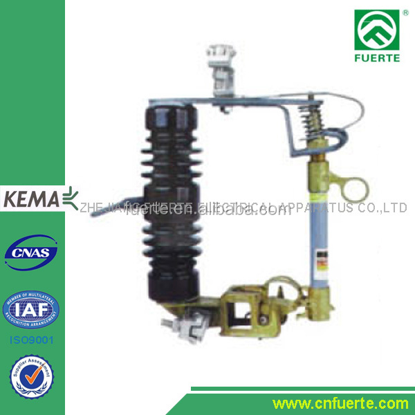 10KV,15KV switch fuse unit with copper holder FSC-11