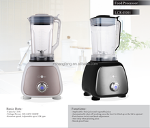 new arrival multi-purpose high speed standing blender commercial 2.0L multifunctional food processor
