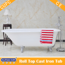 Used cheap enamel cast iron bathtub/bathroom products for sale